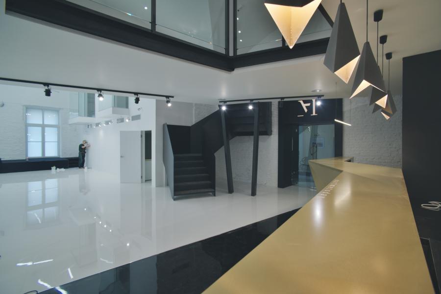 Салон на Казанской, интерьерные работы, ProfConst